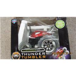 NEW - THUNDER TUMBLER RADIO REMOTE CONTROLLED CAR