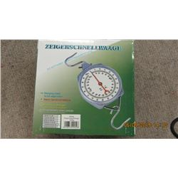 NEW - 220 LB HANGING SCALE