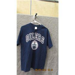 OILERS T-SHIRT (GUILDAN BRAND)