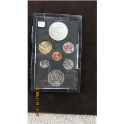 CANADA AND WORLD COLLECTIBLE COIN SET