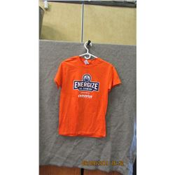 """""""ENERGIZE OIL COUNTRY"""" OILERS T-SHIRT"""