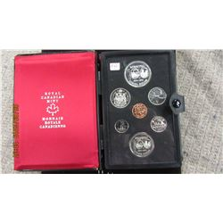 1974 CANADA PROOF CASED DOUBLE DOLLAR SILVER COIN