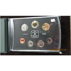 2003 CANADA SPCIMEN MINT COIN SET