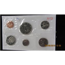 1972 CANADA PROOF MINT SEALED COIN SET