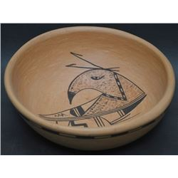 HOPI INDIAN POTTERY BOWL