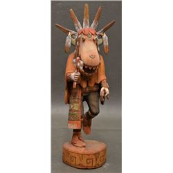 HOPI INDIAN KACHINA ( MICHAEL GEORGE)
