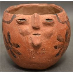 MARICOPA INDIAN POTTERY JAR