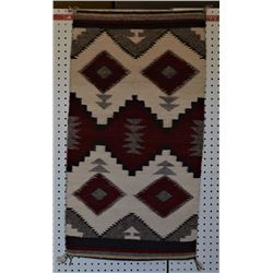 NAVAJO INDIAN TEXTILE (MARY JAMES)