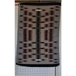 NAVAJO INDIAN TEXTILE (MARTHA GENE)