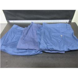 "3 New pairs of Women's casual Shorts size 1 at 40"" & 2 at 42"""