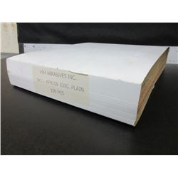 """New 100pc 9 x 11"""" VSM Sandpaper , made in Germany 100G"""