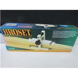 New Broset Precision Stop Block  /  W1109 perfect for miter saw,radial arm saw