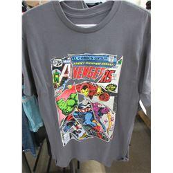 Marvel Avengers T - Shirt size Med