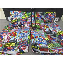 Men's Marvel Swim Trunks size XL