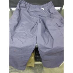 Coleman Rain Pants / great for ATV riding and Camping size Large
