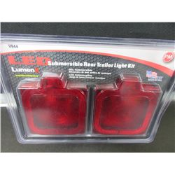 New LED Submersible Rear Trailer Light Kit