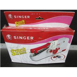 Singer Stich Quick hand held sewing device for quick mending