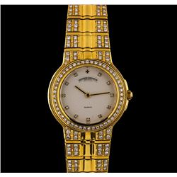 Vacheron Constantine Phidias 18KT Gold 2.29 ctw Diamond Ladies Watch