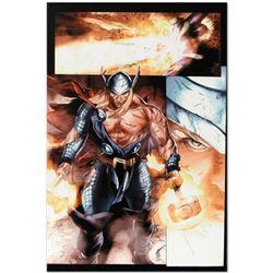Secret Invasion: Thor #3 by Marvel Comics