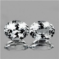 NATURAL Top Diamond Colorless WHITE TOPAZ  FLAWLESS