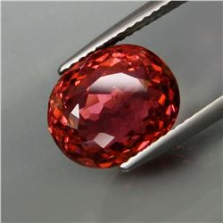 Natural Padparadsha Tourmaline 6.42 Ct