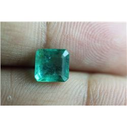 Natural Emerald 1.53 Carats - no Treatment