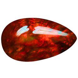 Natural Ethopian Black Opal 8.55 Carats