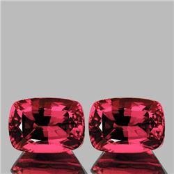 Natural Raspberry Pink Rhodolite Garnet - Flawless