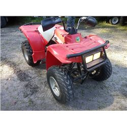 YAMAHA TIMBERWOLF ATV / RUNS