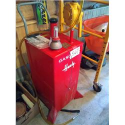 HANDY GAS CADDY/ LOOKS NEW .APPROX USD $1000.00 NEW