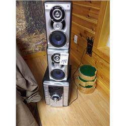 LIKE NEW SONY HOME SOUND SYSTEM
