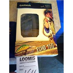 NEW GARMIN ECHO 150 FISH FINDER