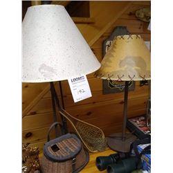 2 LAMPS / LOT