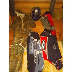 ASST LOT OR OUTDOOR APPAREL & BACKPACK