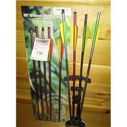 NEW ARCHERY ARROWS