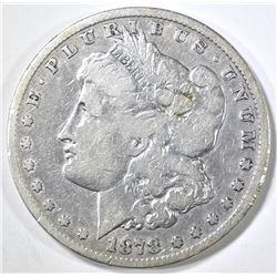 1878-CC MORGAN DOLLAR VG/FINE