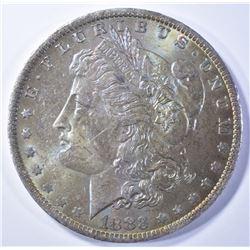 1883-O MORGAN DOLLAR  CH UNC  NICE COLOR