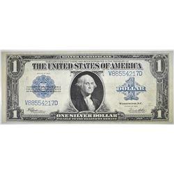 1923 $1 SILVER CERTIFICATE  ATTRACTIVE