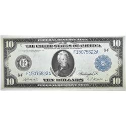1914 $10 FRN  ATLANTA BETTER DISTRICT