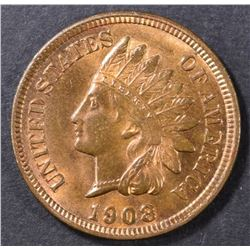 1908 INDIAN CENT VF