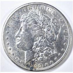 1898-S MORGAN DOLLAR CH AU