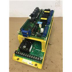 Fanuc A06B-6058-H221 SERVO AMPLIFIER