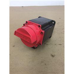 Fanuc A06B-0376-B575 Servo Motor w/ A860-0360-T001 PulseCoder