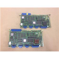 (2) Fanuc A16B-1211-086 Circuit Board