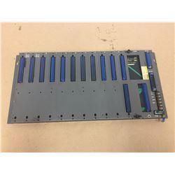 Fanuc A03B-0801-C013 I/O Base Unit w/ board A20B-1001-0030