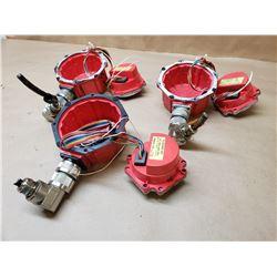 (3)Fanuc A860-0360-V501 Pulsecoder Encoder