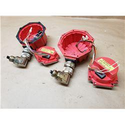 (2)Fanuc A860-0360-V501 Pulsecoder Encoder