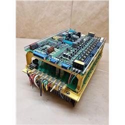 Fanuc A06B-6059-H206#H550 AC Spindle Servo Unit