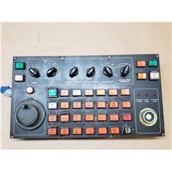 Control Panel W/ Fanuc A860-0202-T001 Pulse Generator