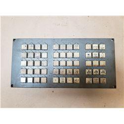 Fanuc A02B-0303-C231 Operator's Panel